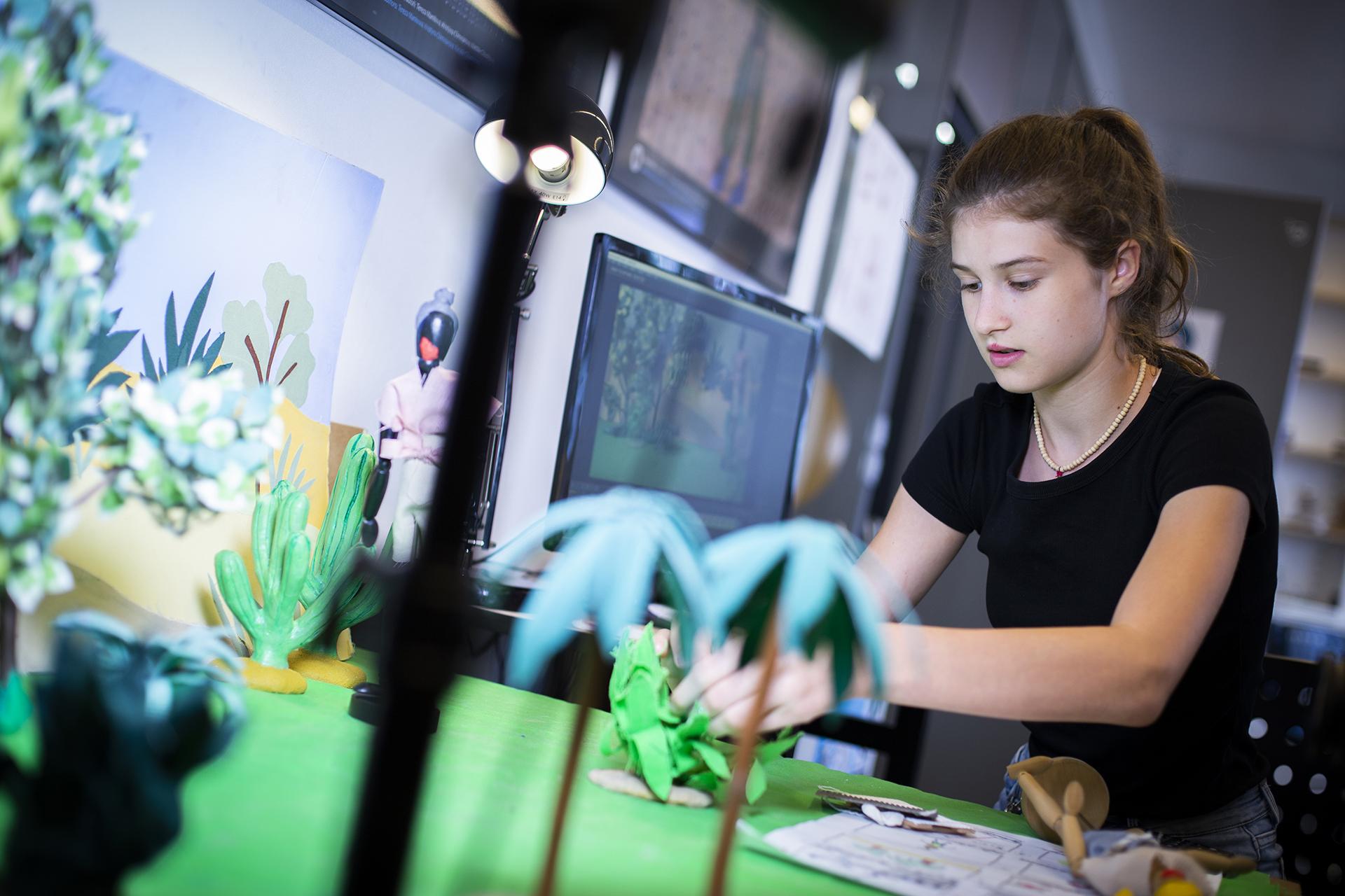 Pojďte s námi do kouzelného světa animace! Staň se animátorem! Vytvoř a nadabuj si vlastní animovaný film! Letní animační příměstské tábory 2021!