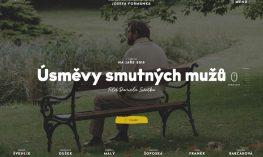 Úsměvy smutných mužů - film