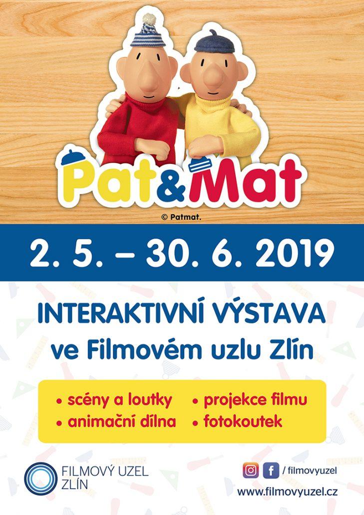 Interaktivní výstava Pat a Mat | Filmový uzel Zlín